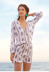 Chloe Tunic Dres in Taj Shade