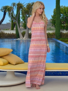 Desert Chic Maxi Dress