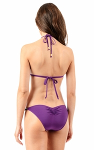 Natural Stone Hipster Bottom in Grape