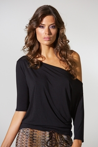 Off Shoulder Modal Top