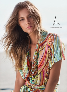 Scarf Coverup Dress