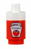 Ketchup Bottle - white top