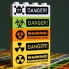 Warning/Danger Brick Pack