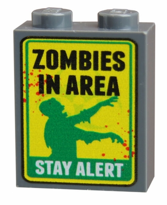 Zombies - Stay Alert!