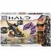 2013 Halo Mega Bloks Set #97123 UNSC Hornet vs. Covenant Vampire [Lights & Sounds]