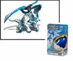 Dragons Universe Mega Bloks Set #95255 Freeze Glaryu