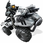Halo Mega Bloks 2015 UNSC Gungoose Set