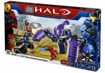 Halo Mega Bloks Exclusive Set #96965 Versus: Covenant Locust Attack