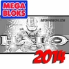 Halo Mega Bloks MAF Series 8 Factory Sealed Case of 24 Pre-Order ships TBD