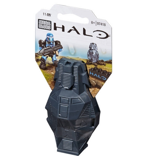 Metallic Blue ODST Drop Pod