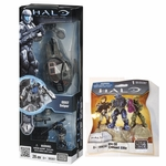 Halo Mega Bloks Set #96861 ODST Sniper 96861 and 2011 Halo Fest CE Covenant Elite 99656