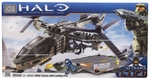 Halo Mega Bloks Set #96940 UNSC Falcon with landing pad