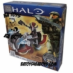 Halo Mega Bloks Set #96993 Brute Chieftain Charge