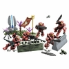 Halo Mega Bloks UNSC Fireteam Crimson Battle Pack