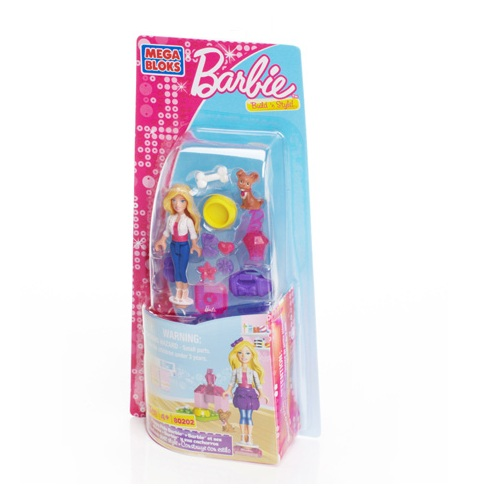 Puppy Pals Barbie