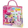Mega Bloks Barbie Set #80211 Build 'n Style fashion Stand