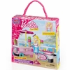 Mega Bloks Barbie Set #80212 Build 'n Style Ice Cream Cart