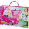Mega Bloks Barbie Set #80223 Build 'n Style Convertible
