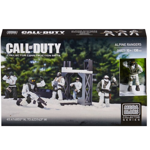 Mega Bloks Call of Duty Toys & Games > Toys