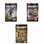 Mega Bloks Call of Duty Hurt Locker Bundle [Brutus, Ghilly & Juggernaut]