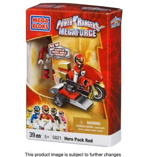 pr mf red ranger - photo #3