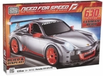 Need For Speed Mega Bloks Set #95722 Porsche GT3 RS