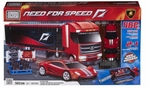 Need For Speed Mega Bloks Set #95760 Custom Rig [Lamborghini]