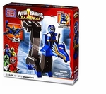 Power Rangers Mega Bloks Set #5773 Samurai Blue DragonZord