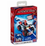 Spiderman Mega Bloks Set #91324 Spider-Man Racer