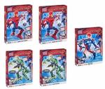 Spiderman Mega Bloks Set #91329 [Spidey] Techbot Case Assortment