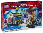 Spiderman Mega Bloks Set #91348 Sewer Lab Ambush
