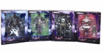 Square Enix: Play Arts Kai: Batman Arkham Asylum Set of 4
