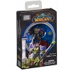 Warcraft Mega Bloks Set #91002 Night Elf Hunter Ironoak Faction Pack