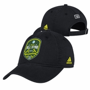 adidas 2014 MLS All-Star Adjustable Slouch Cap - Black
