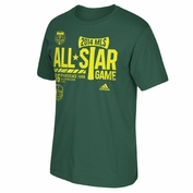adidas 2014 MLS All-Star Game Axes Tee - Green