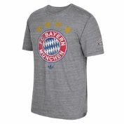 adidas Originals 2014 MLS All-Star Game FC Bayern Munich Tee - Grey
