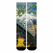 <b><i>Limited Edition</i></b> - Portland Timbers adidas Crazy 8 Socks - Green
