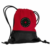 Portland Thorns FC Cinch Bag - Red/Black