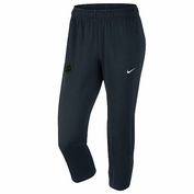 Portland Thorns FC Nike Dri-FIT Women's Fleece Capri Pant - Black