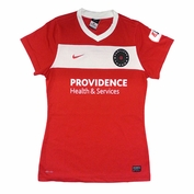 Portland Thorns FC Nike Dri-FIT Youth Authentic Home Jersey - Red - FINAL SALE