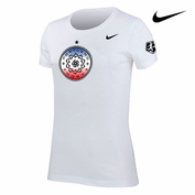 Portland Thorns FC Nike Women's USA Logo Tee - White