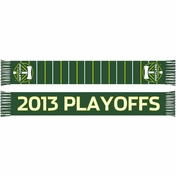 Portland Timbers 2013 MLS Cup Playoffs Scarf - Green