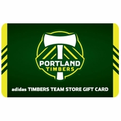 Portland Timbers $25 In Store Gift Card