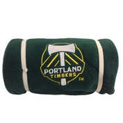Portland Timbers 50 x 60 Fleece Throw Huddle Blanket - Green