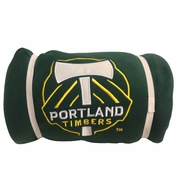 Portland Timbers 50 x 60 Sweatshirt Throw Blanket - Green