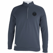 Portland Timbers adidas 1/4 Zip Golf Pullover - Grey