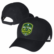 Portland Timbers adidas 2014 MLS All-Star Game Logo Cap - Black