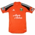 Portland Timbers adidas Authentic Short Sleeve Goalkeeper Jersey - Orange