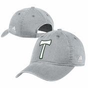 Portland Timbers adidas Axe Adjustable Slouch Cap - Grey