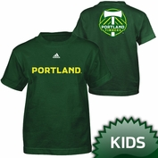 Portland Timbers adidas Kids Primary One Tee - Green